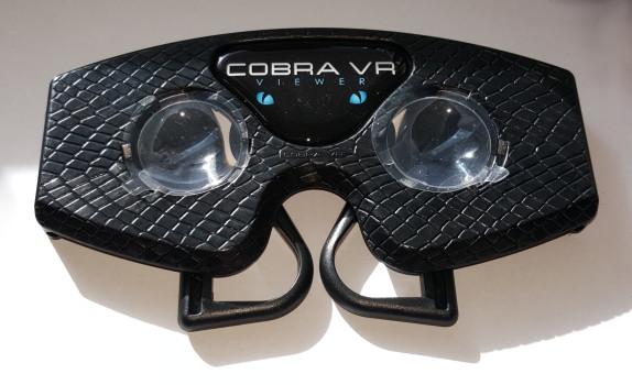 Cobra VR flat