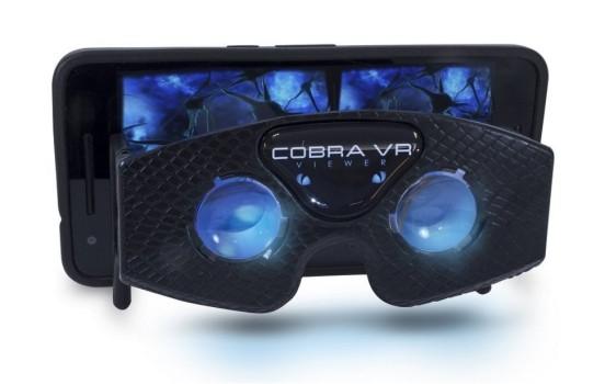 Cobra VR wide