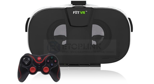 FiiT VR buncled with controller on AliExpress.