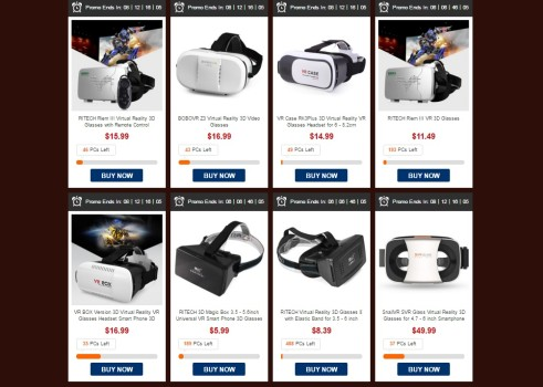 GearBest flash sales