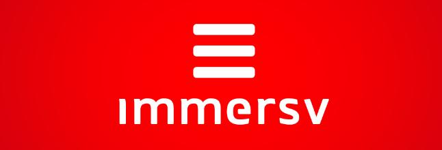 Immersiv logo