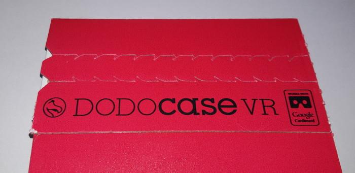 Ratheon -- DodoCase -- cardboard strip
