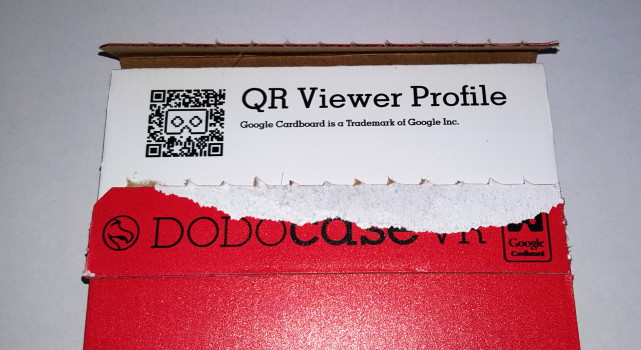 Ratheon -- DodoCase -- cardboard strip open