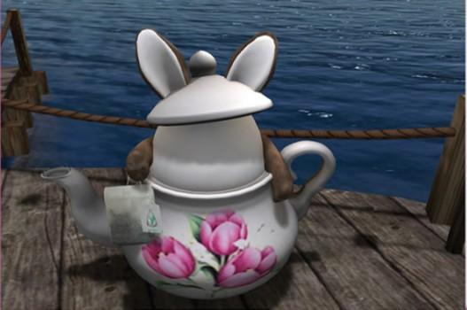 ZanGrid tea