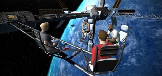 vTime social network. (Image courtesy Starship Ltd.)