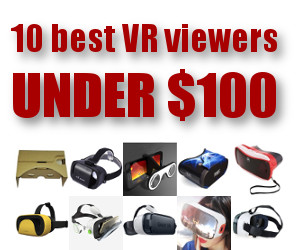 10 best VR headsets under $100