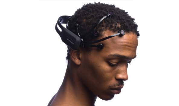 Emotive EPOC brain control interface. (Image courtesy Emotive.)