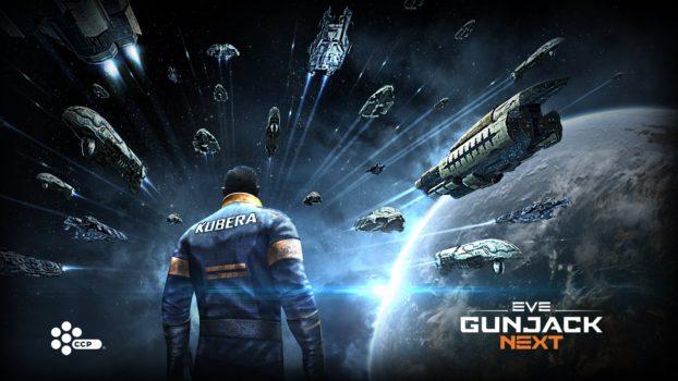 Eve: Gunjack Next. (Image courtesy CCP Games.)