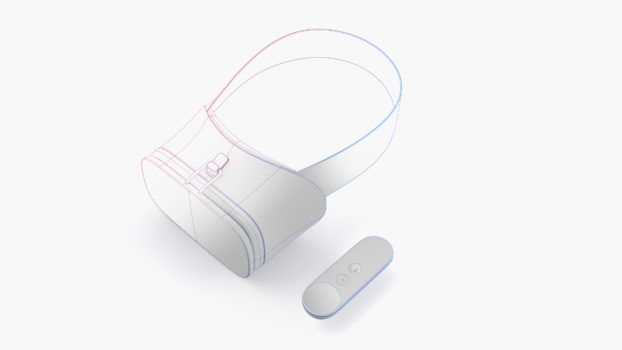 Google's Daydream headset reference design. (Image courtesy Google.)