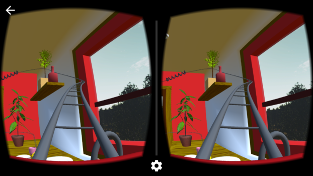 Kitchen Coaster VR