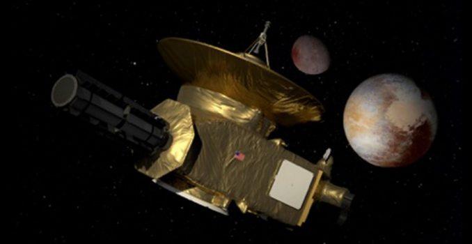 Seeking Pluto's Frigid Heart.  (Image courtesy New York Times.)
