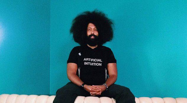 Reggie Watts. (image courtesy Reggie Watts.)