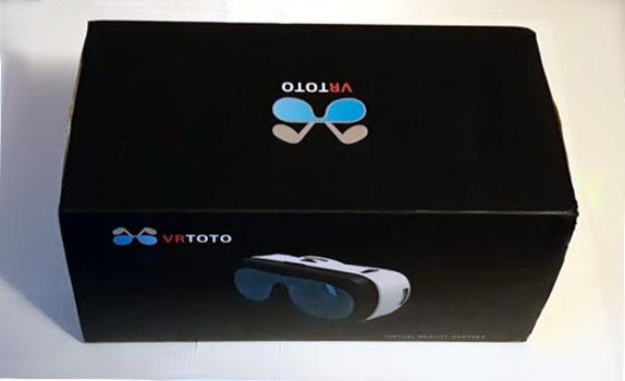 VR Toto Box
