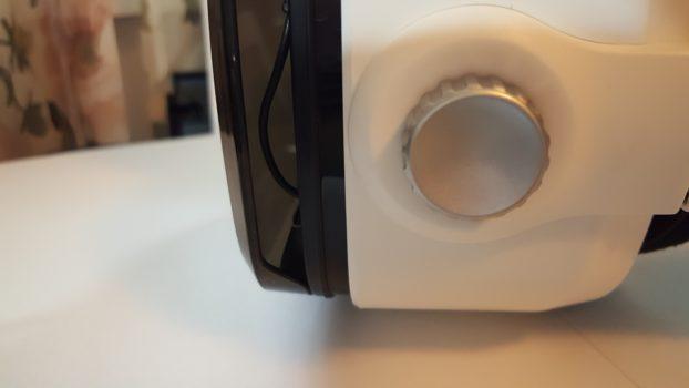 Virtoba X5 focus knob