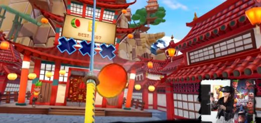 Fruit Ninja VR (Image courtesy  Halfbrick Studios.)
