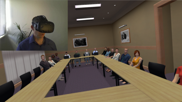 4 VR apps that help you be a better public speaker – Hypergrid Business