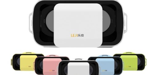 Leji VR Mini - wide