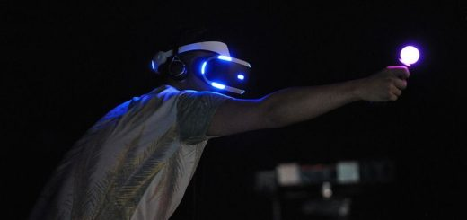 "PlayStation VR, formerly ""Project Morpheus."" (Image courtesy of Sony and Marco Verch via Wikimedia Commons.)"