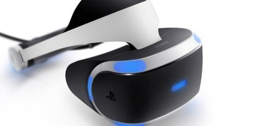 PlayStation VR headset. (Image courtesy Sony.)