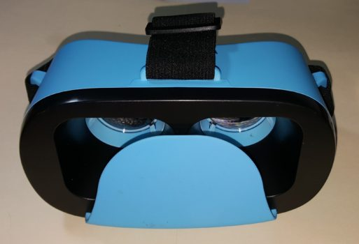 HD VR Box II 3D. (Photo by Maria Korolov.)