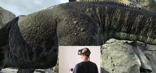 HTC demo VR