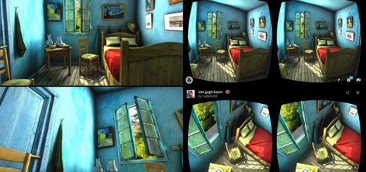 Sketchfab_Van-gogh-Room
