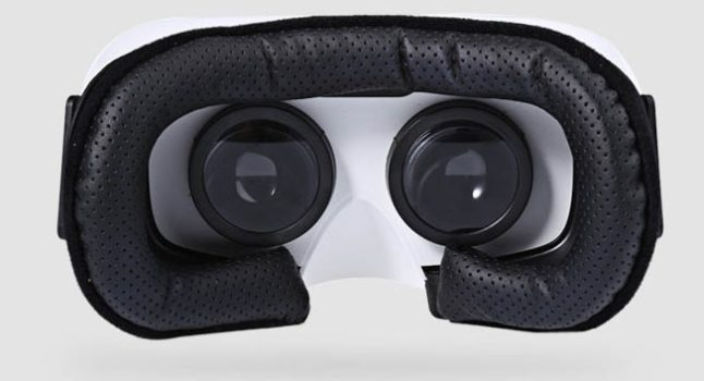 VR Sky's padding. (Image courtesy GearBest.)