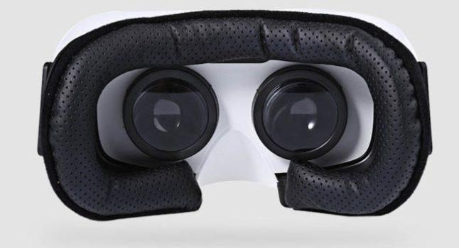 VR Sky's padding. (Image courtesy GearBest.)