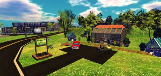 Lost Paradise is among many grid that also offer free residential plots to residents.