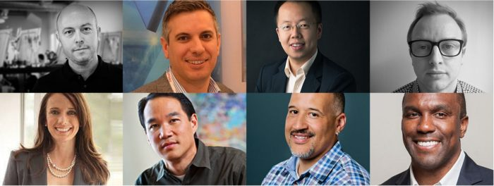 Speakers at the upcoming Virtual Reality Strategy conference. (Image courtesy Greenlight Insights, Inc.)