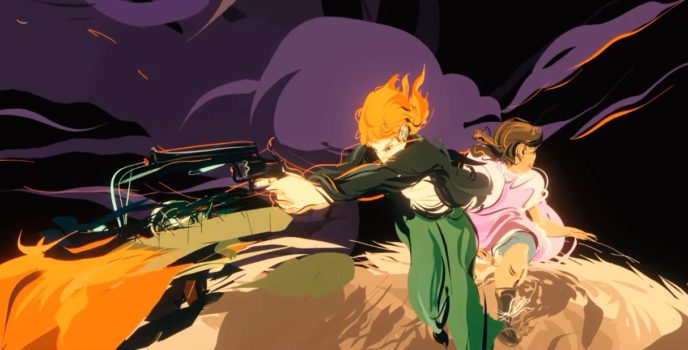 Still from Oculus Story Studio's Dear Angelica.