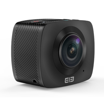 EleCam 360 camera. (Image courtesy ELEPhone.)