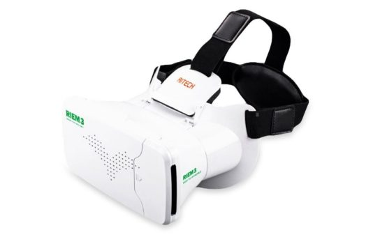 Ritech Riem 3 VR Glasses. (Image courtesy GearBest.)