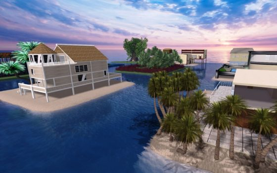 Comment on island oasis free land marketing campaign pays for Free land 2017