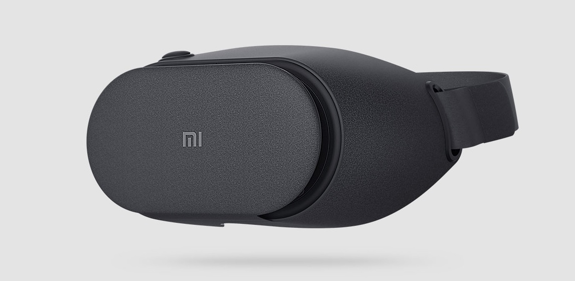 0376fa22267e Xiaomi s Play2 is a Cardboard headset that looks like Daydream ...