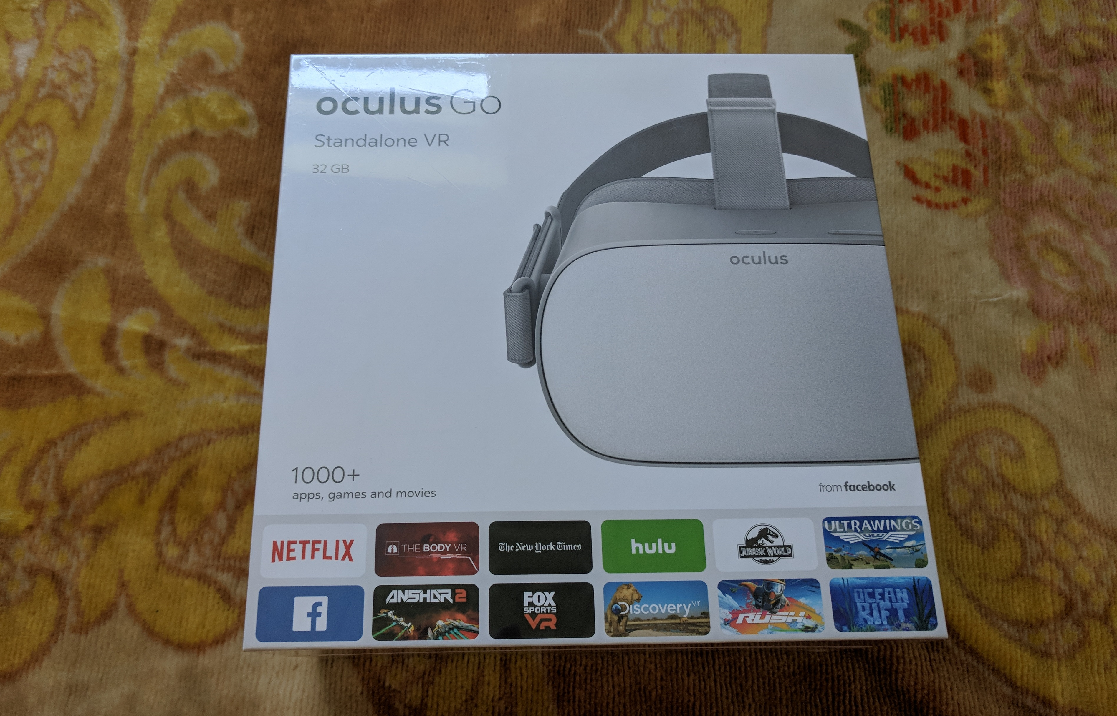 Oculus Go hits the sweet spot – Hypergrid Business