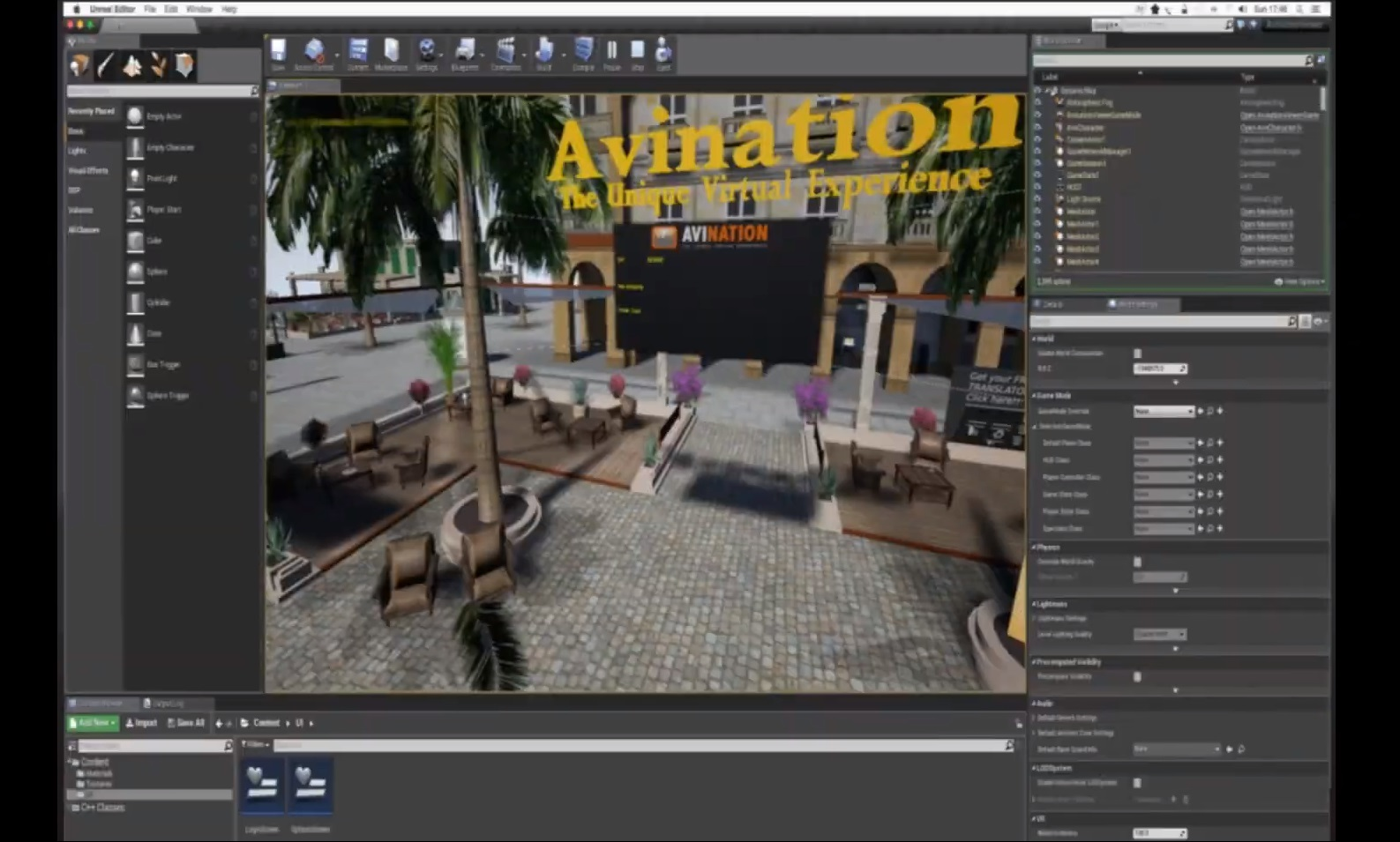 New opensource VR viewer for OpenSim may be coming soon – Hypergrid