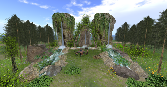 Free land in OpenSim – Hypergrid Business
